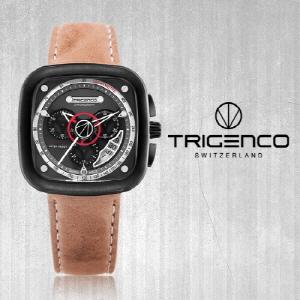 [트리젠코시계 TRIGENCO] TG-5000L-BK/CM Forsch(포르쉬) /SWITZERLAND