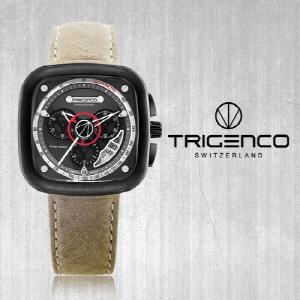 [트리젠코시계 TRIGENCO] TG-5000L-BK/IV Forsch(포르쉬) /SWITZERLAND