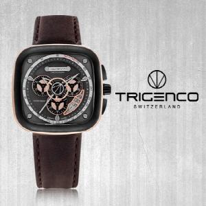 [트리젠코시계 TRIGENCO] TG-5000L-RBK/BR Forsch(포르쉬) /SWITZERLAND