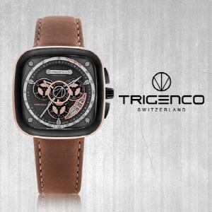 [트리젠코시계 TRIGENCO] TG-5000L-RBK/CM Forsch(포르쉬) /SWITZERLAND