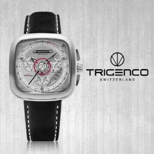 [트리젠코시계 TRIGENCO] TG-5000L-WH/BK Forsch(포르쉬) /SWITZERLAND