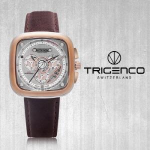[트리젠코시계 TRIGENCO] TG-5000L-WRG/BR Forsch(포르쉬) /SWITZERLAND