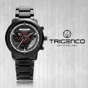 [트리젠코시계 TRIGENCO] TG-5100-BK Forsch(포르쉬) /SWITZERLAND
