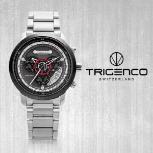[트리젠코시계 TRIGENCO] TG-5100-WBK Forsch(포르쉬) /SWITZERLAND