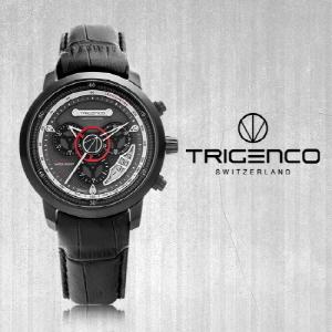 [트리젠코시계 TRIGENCO] TG-5100L-BK/BK Forsch(포르쉬) /SWITZERLAND