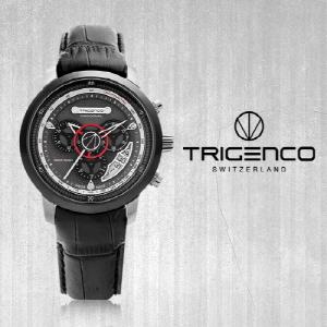 [트리젠코시계 TRIGENCO] TG-5100L-WBK/BK Forsch(포르쉬) /SWITZERLAND