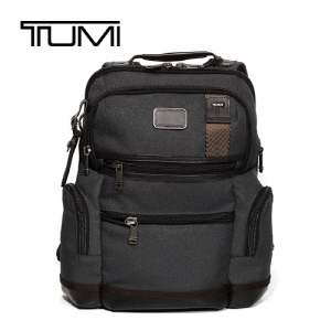 [투미가방 TUMI] 0222681AT2 Alpha Bravo Knox 222681 (Anthracite) 시그널 이제훈 가방 Knox Backpack