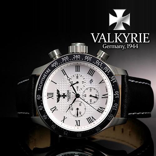 [VALKYRIE 발키리] 발키리 스타우펜베르그 70주년기념 시계 V-7013