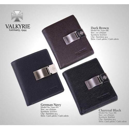 [VALKYRIE 발키리]  VALKYRIE 오리지날 머니클립지갑/클립/명함지갑 V-901