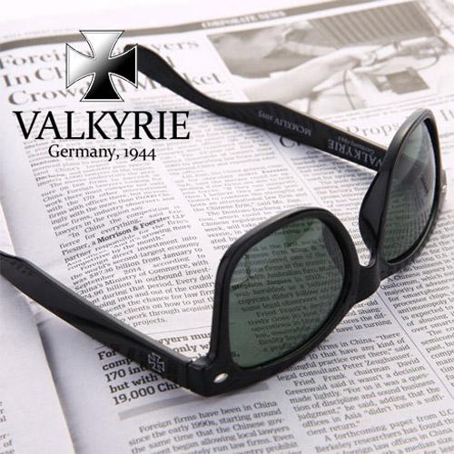 [VALKYRIE 발키리]  VALKYRIE VS-001 트레블러 선글라스 3종!!