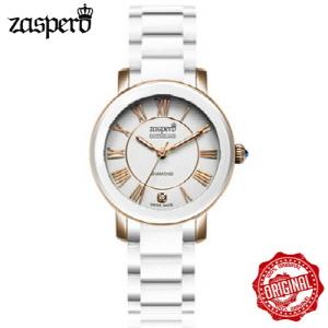 [자스페로 ZASPERO] CG501-76 함부르크 다이아몬드 50mm 전효성 착용시계