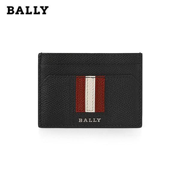 [발리 BALLY] 6218031 (THAR LT 10) THAR 타르 남성 카드지갑 블랙 타임메카