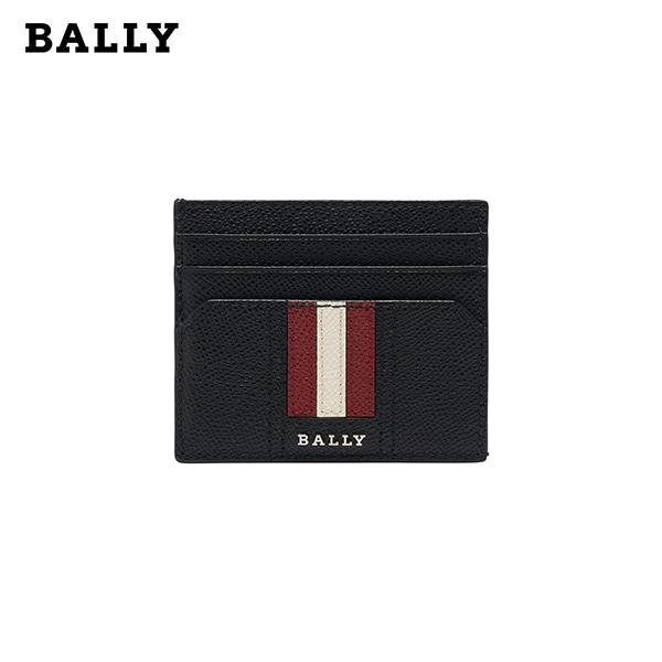 [발리 BALLY] 6224218 (TALBYN LT 10) Talbyn 탈빈 남성 카드홀더 블랙 타임메카