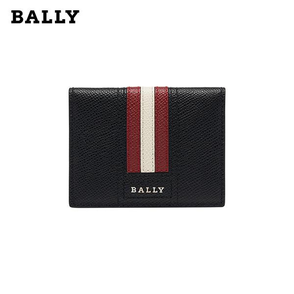 [발리 BALLY] 6226438 (TALDER LT 10) Talder 탈더 남성 카드홀더 블랙 타임메카