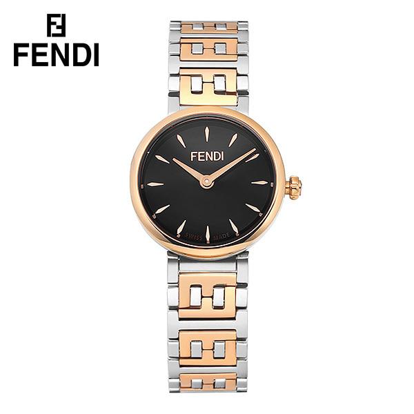[펜디 FENDI] F103300401 / Forever Fendi 쿼츠 여성 메탈시계 19mm 타임메카