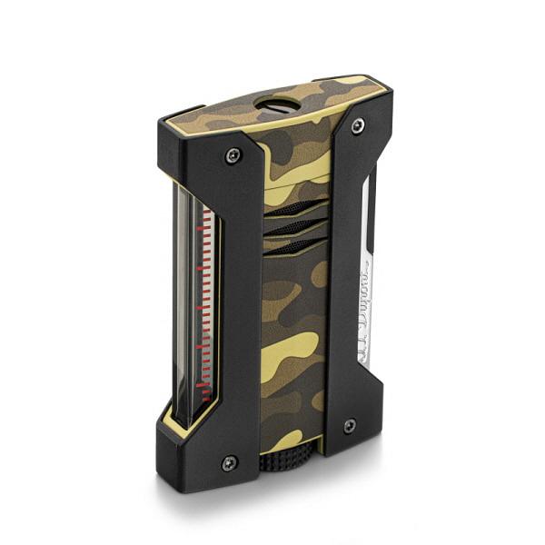 [듀퐁 S.T.Dupont] 021412 (CA21412ZZ) / 데피 익스트림 DEFI EXTREME 라이터 타임메카