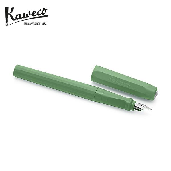[카웨코 KAWECO] 10002222 페르케오 정글 그린 (F촉) 만년필 그린 타임메카