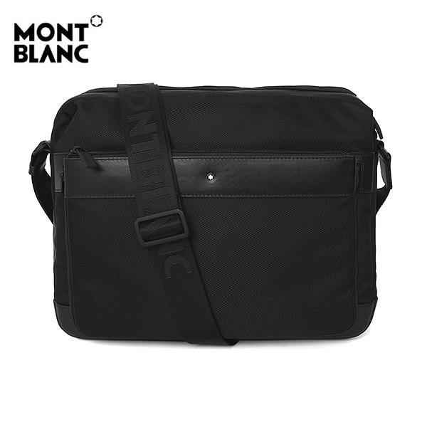 [몽블랑 MONTBLANC] 118250 / 사토리얼 Sartorial 나이트 플라이트 플랩 남성 메신저백 블랙 타임메카