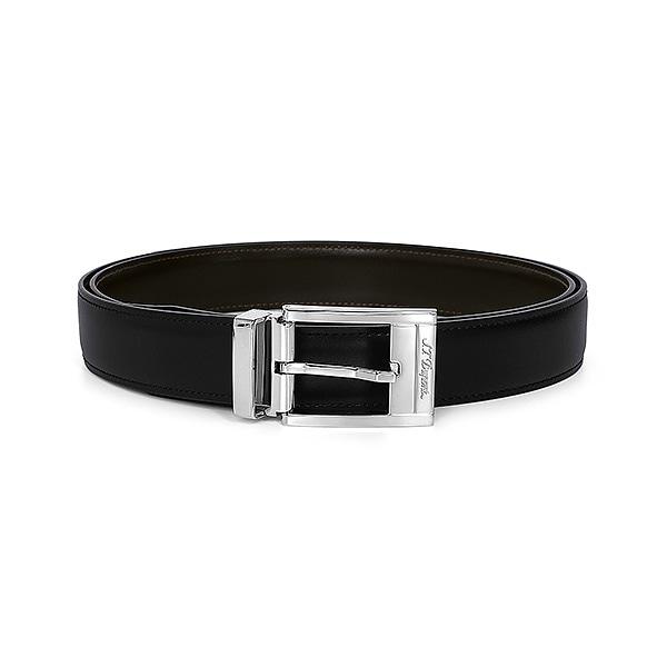 [듀퐁 S.T.Dupont] 7920120 (CJ7920120) / 델타박스 팔라디움 벨트 타임메카
