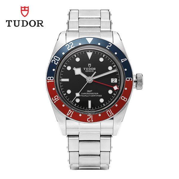 [튜더 TUDOR] 79830RB-0001 (M79830RB-0001) / 블랙베이 GMT 펩시 크로노 41 오토매틱 남성 메탈시계 41mm 타임메카