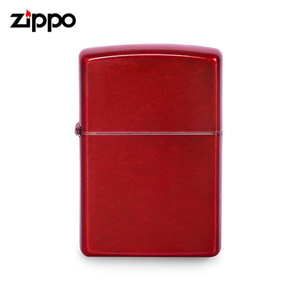 [지포 ZIPPO] ZP21063 (21063) / 클래식 Classic 캔디 애플 라이터 레드 타임메카
