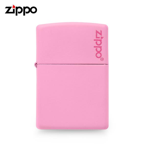 [지포 ZIPPO] ZP238ZL (238ZL) / 매트 MATTE 라이터 핑크 타임메카