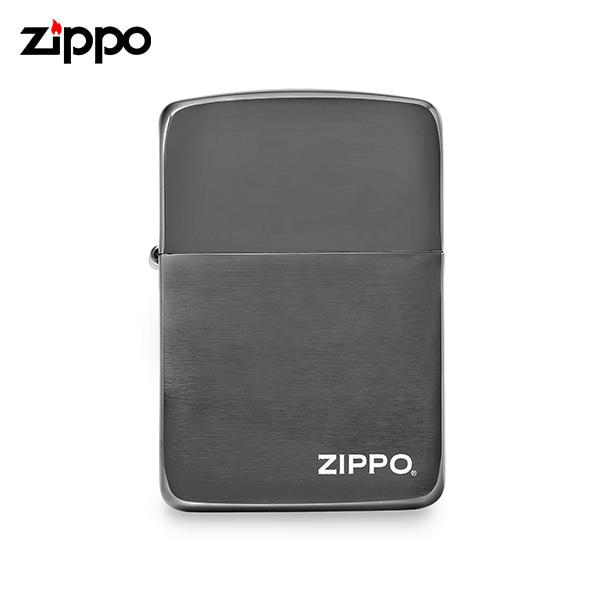 [지포 ZIPPO] ZP24485 (24485) / 레플리카 Replica 아이스 라이터 실버 타임메카