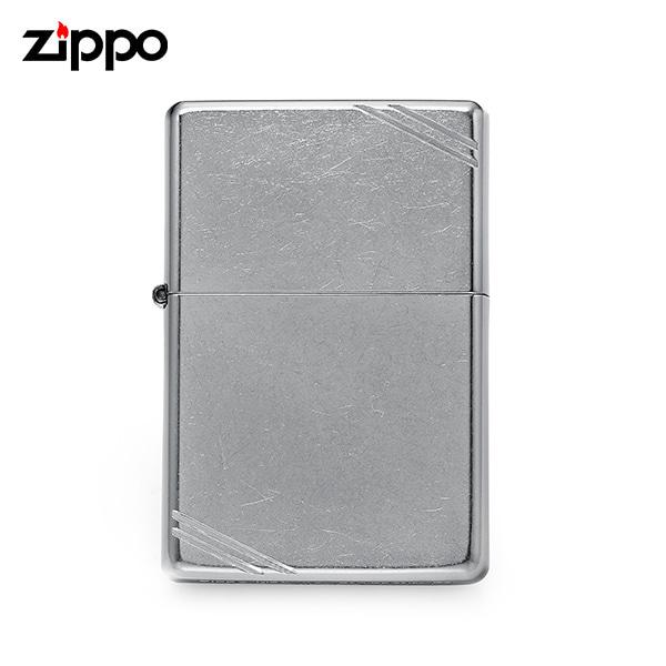 [지포 ZIPPO] ZP267 (267) / 빈티지 Vintage 라이터 실버 타임메카
