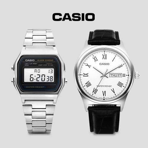 [오늘반값] 빈티지 디지털 / 아날로그 시계 카시오 65% SALE 모음 타임메카