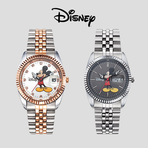 [오늘반값] 커플시계 디즈니 미키마우스 시계 모음 타임메카