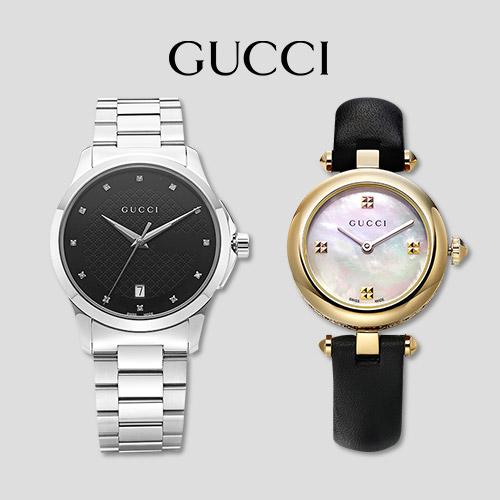 [오늘반값] 이태리 명품 구찌시계 모음전 최대 56% 할인 타임메카