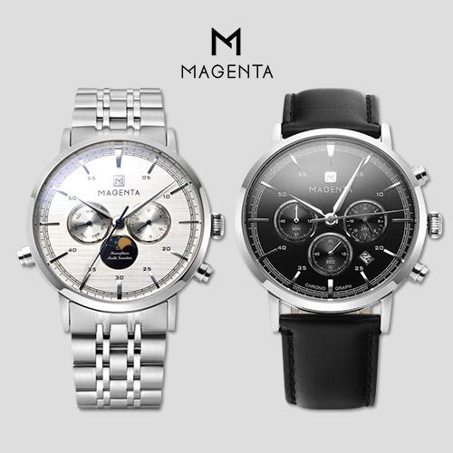 [오늘반값] Daily WATCH 마젠타 인기모델 최대 74% 할인 모음 타임메카